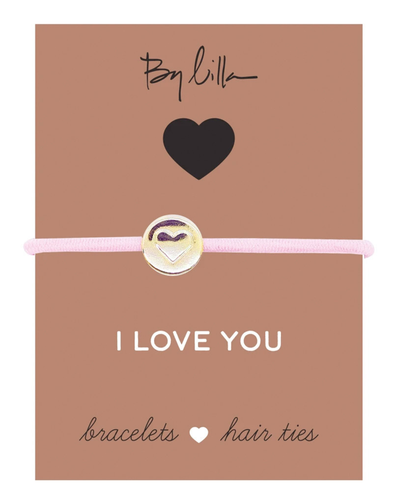 By Lilla I Love You Little Card