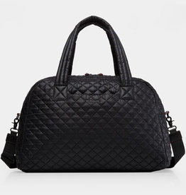 MZ Wallace Jim Travel Bag - Black