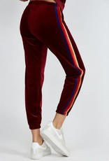 Aviator Nation Classic Velvet Sweatpant