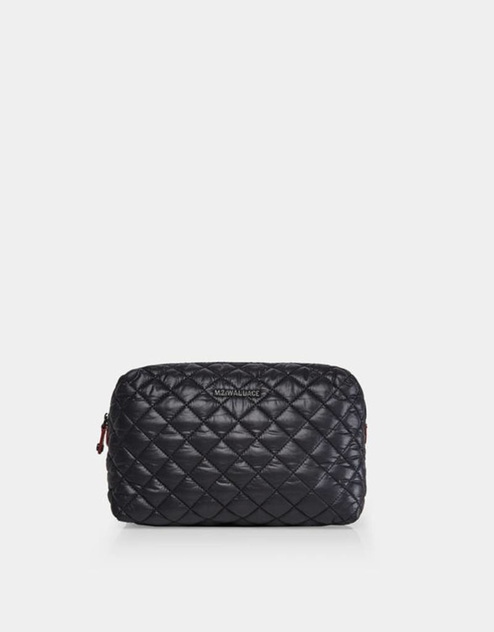 MZ Wallace Mica Cosmetic Case - Black