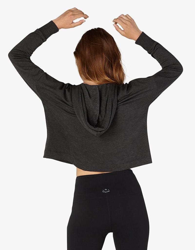 Beyond Yoga Sedona Cropped Hoodie