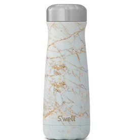 S'well Calacatta Gold Traveler - 20 oz.