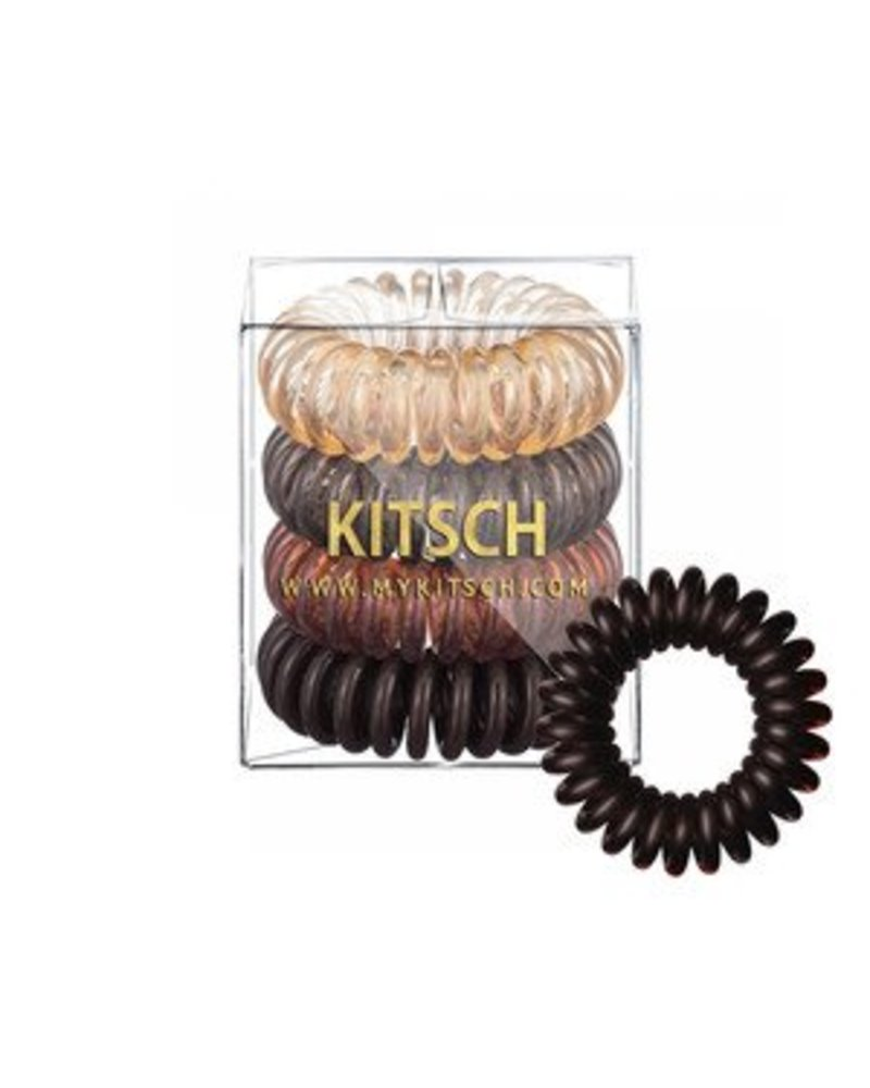 Kitsch Brunette Hair Coils
