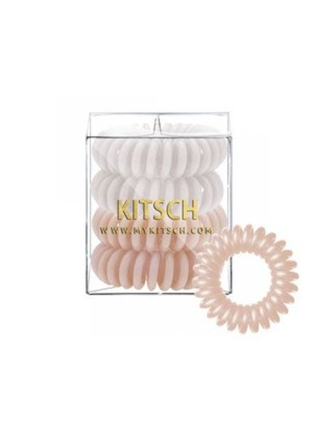 Kitsch Nude Hair Coils