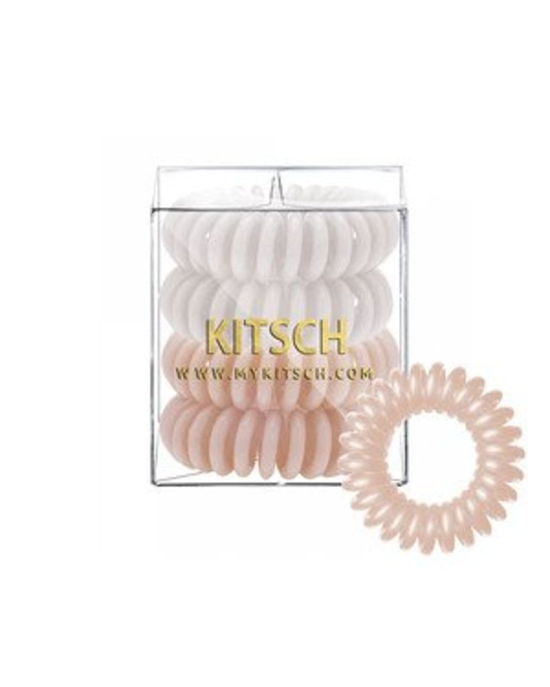 Kitsch Nude Hair Coils