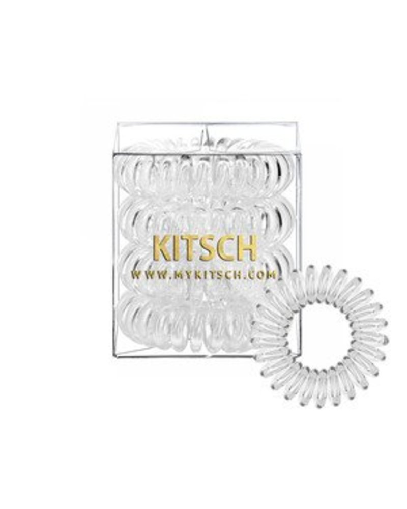 Kitsch Clear Hair Coils