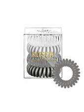 Charcoal Hair Coils