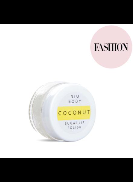 Niu Body Coconut Lip Polish