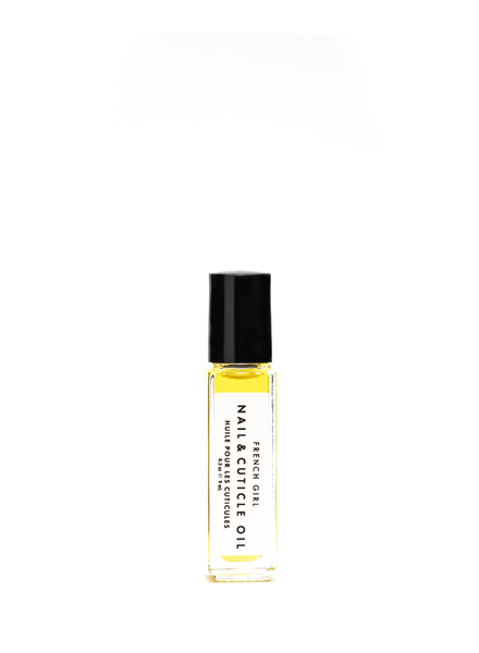 French Girl Organics Remedy Roll On Cuticle Oil
