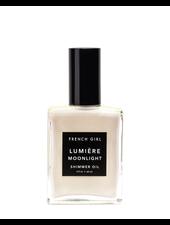 French Girl Organics Lumiere Shimmer Oil- Moonlight