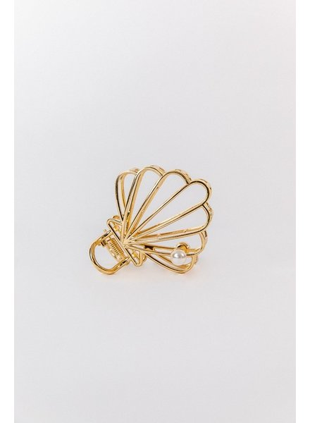 Petit Moments Sally Shell Hair Clip