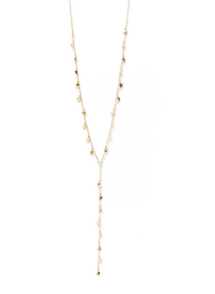 Mint + Major Starry Night Necklace