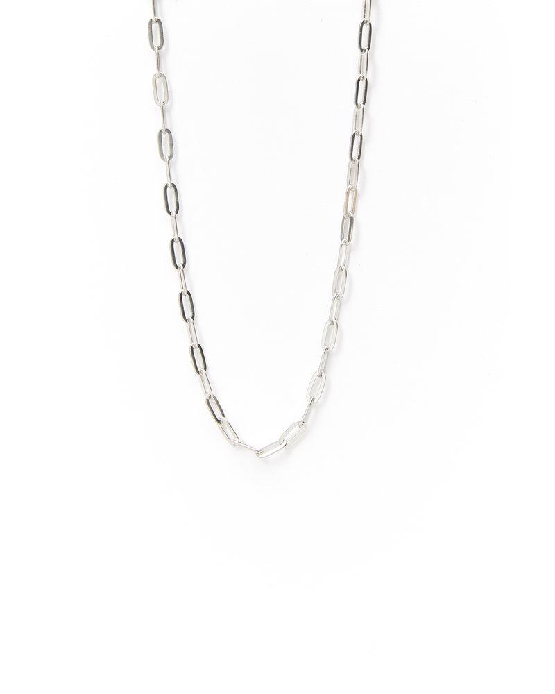Mint + Major Chain Link Choker