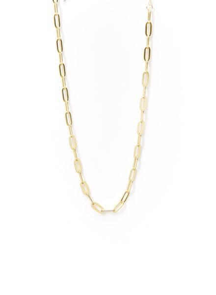 Mint + Major Chain Link Necklace
