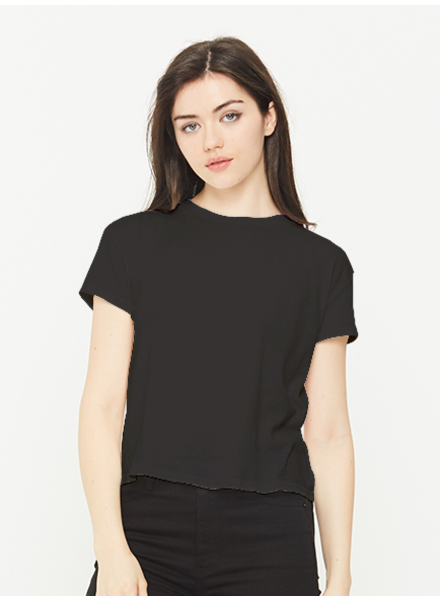 COMMUNE Crop T-Shirt