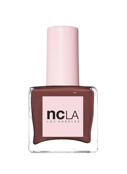 "NCLA ""Eat Pie, Drink Wine"" Nail Polish"