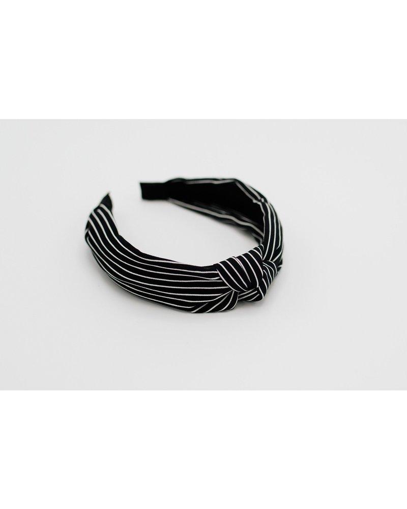 MICALE | LYNN Thin Stripe Headband