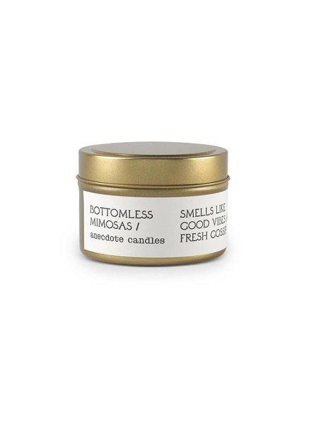 Bottomless Mimosa Travel Tin-Citrus & Bergamot