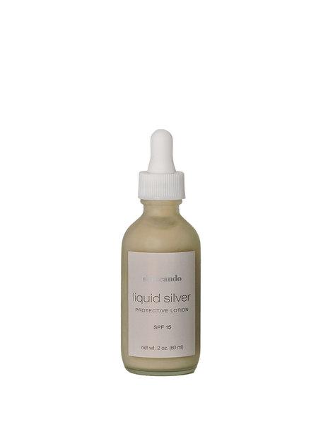 Liquid Silver|Protective Lotion SPF15 2oz