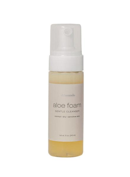 Aloe Foam Cleanser 8oz