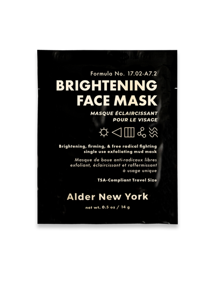 Alder New York Brighting Face Mask