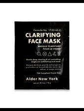 Alder New York Clarifying Face Mask