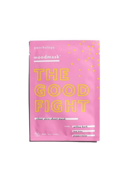 "Patchology ""The Good Fight"" Mood Mask"