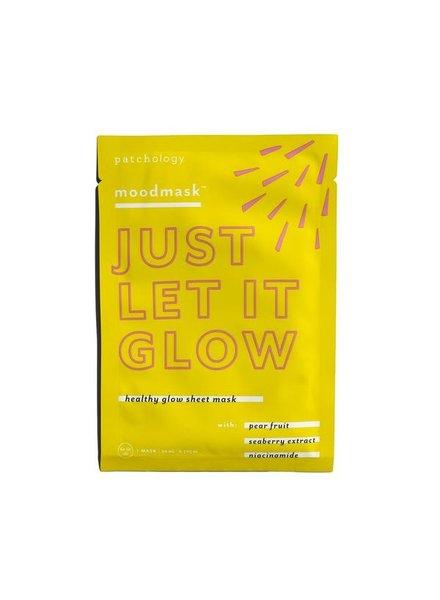 "Patchology 'Let It Glow"" Mood Mask"