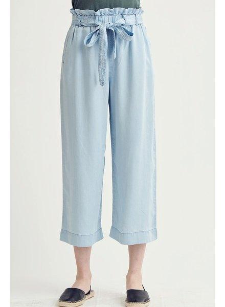Weekend Belted Pants