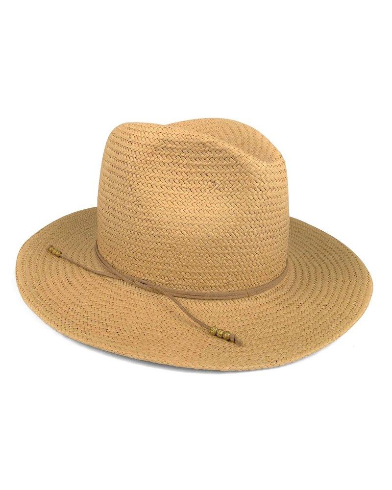 Travel Hat Toast   Tan