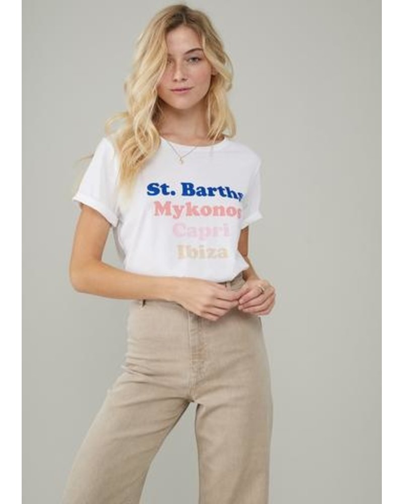 SOUTH PARADE St. Barths T-Shirt