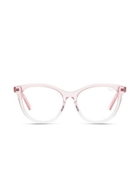 "Quay Australia ""All Nighter"" Blue Light Readers Pink"