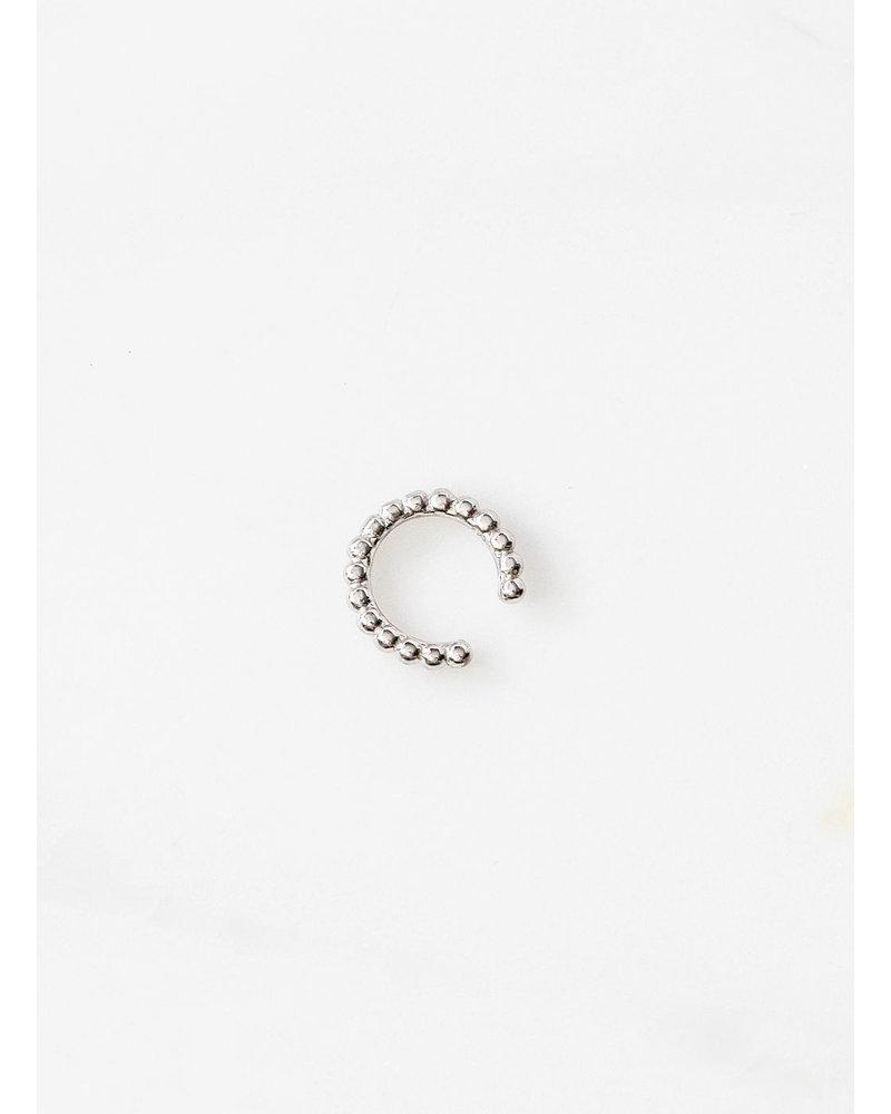 Mint + Major Mini Stone Ear Cuff