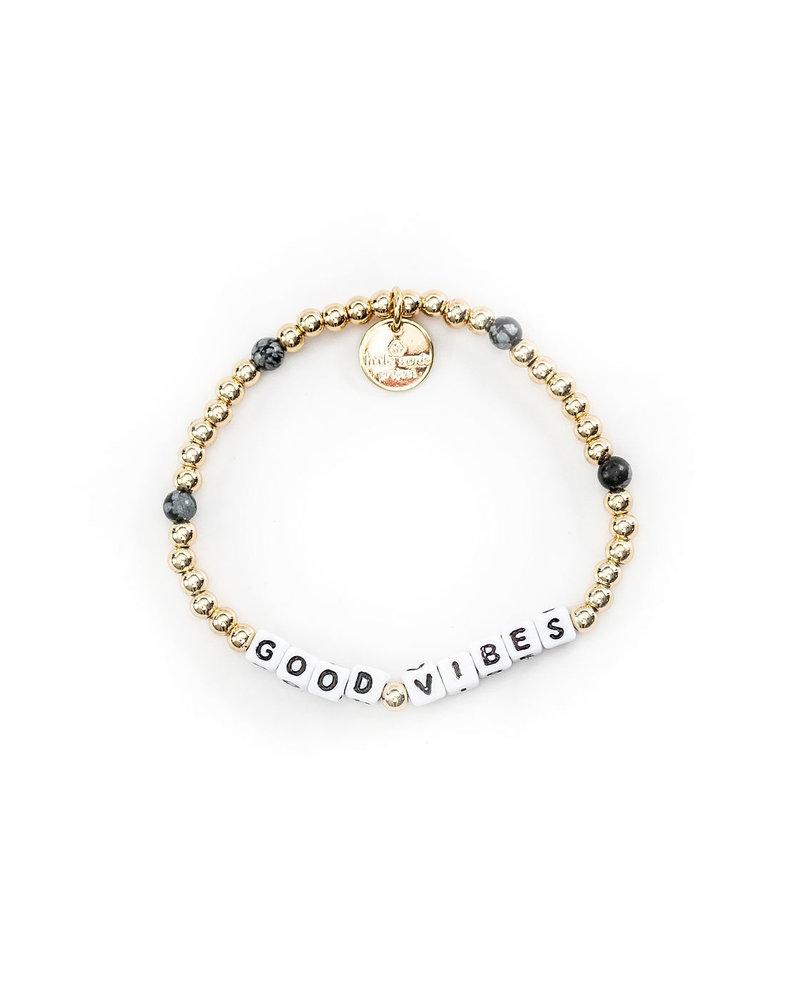 Good Vibes Gold Filled Bracelet