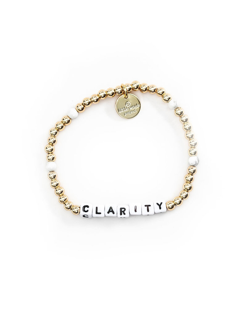 Clarity Gold Filled Bracelet