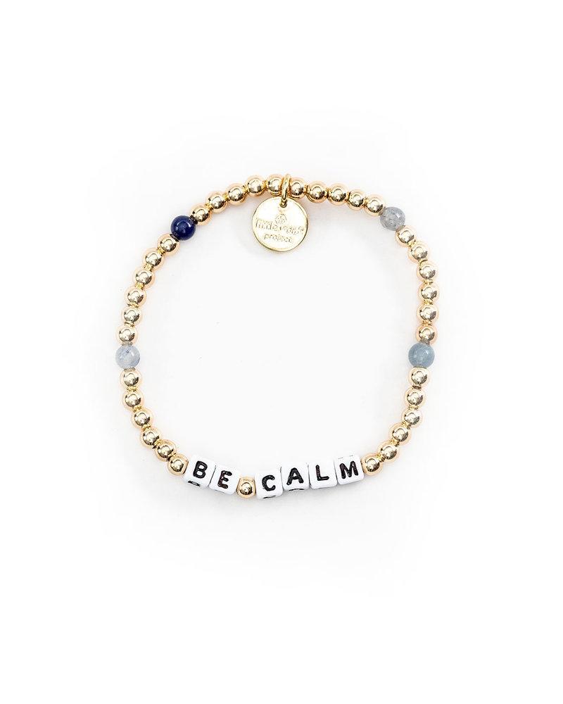 Be Calm Gold Filled Bracelet