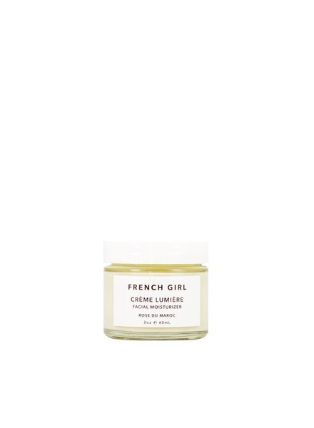 French Girl Organics Creme Lumiere Mositurizer