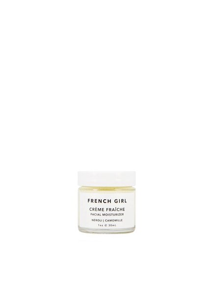 French Girl Organics Creme Fraiche Moisturizer