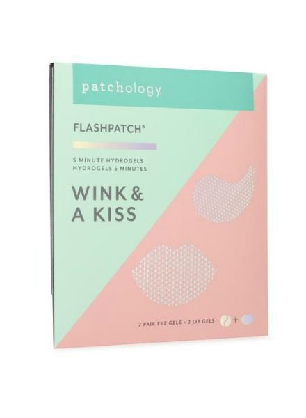 Patchology FlashPatch Wink & A Kiss Hydrogels