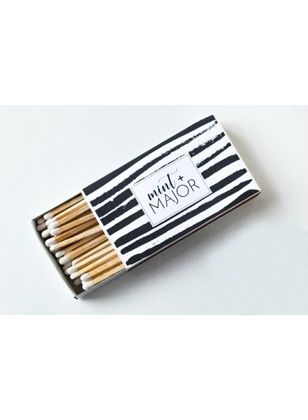 Mint + Major Matchbox