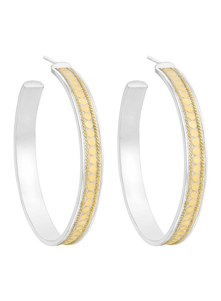 Anna Beck Large Hoop Earrings