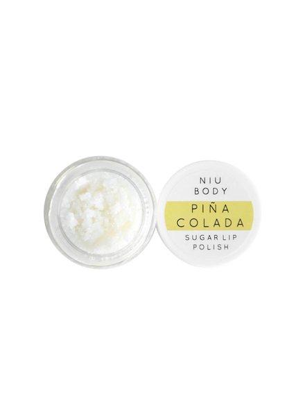 Niu Body Pina Colada Lip Polish