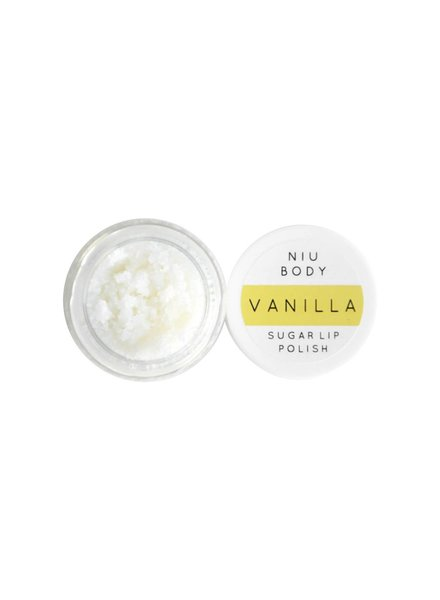Niu Body Vanilla Lip Polish