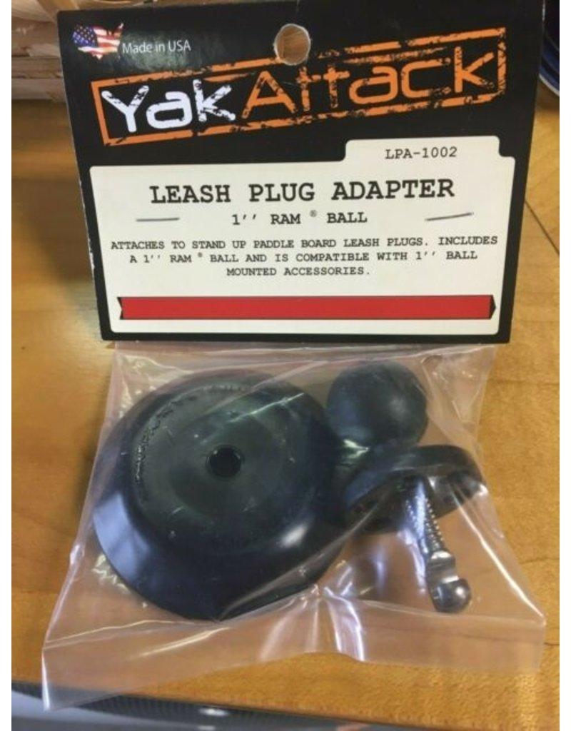YakAttack LEASH PLUG ADAPTER 1.5 INCH
