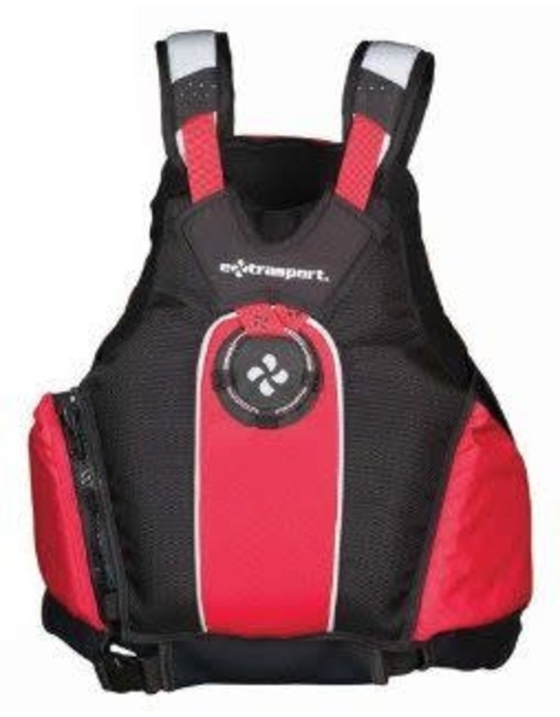 PFD GAUGE RED/BLK S/M