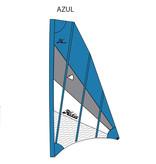 Hobie SAIL ADV V2 WHT/GRAY/TURQ (AZU