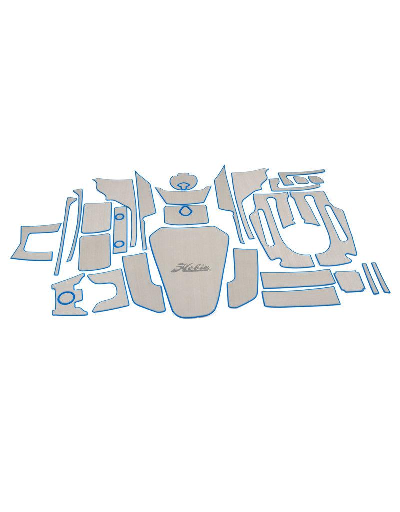 Hobie MAT KIT, PA14 TITANIUM/BLUE