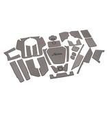 Hobie MAT KIT, PA12 GREY/CHARCOAL
