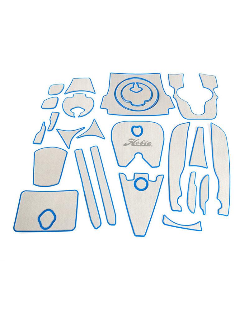 Hobie MAT KIT, OUTBACK TITANIUM/BLUE