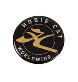"Hobie DECAL DOME, HCWW GOLD 1.75"""